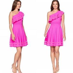 NEW! Ted Baker One Shoulder Dress